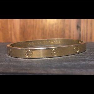 ❤️1970 Aldo Cipullo Charles Revson Love Bracelet